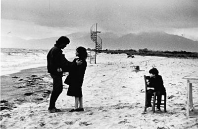 """Theo Angelopoulos """"Landscape in the Mist""""(1988film)"""