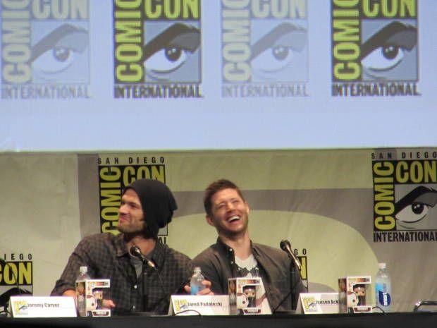 Conversamos com o elenco e produtores de #Supernatural