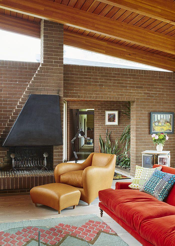 The Balzac armchair designed by Matthew Hilton