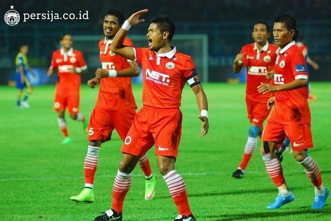 Covesia.com - Persija Jakarta siap menerkam Persela lamongan pada lanjutan pertandingan Qatar Nasional Bank 'QNB' League pekan ke-2 di Stadion Surajaya,...