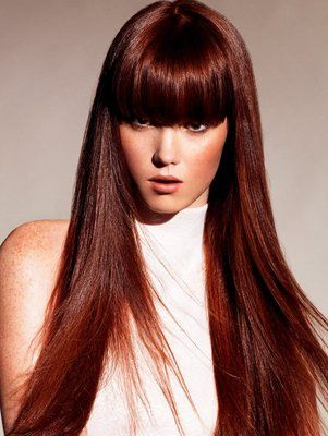 Auburn Red Hair Color Shade MY DREAM-NATURAL SHADE