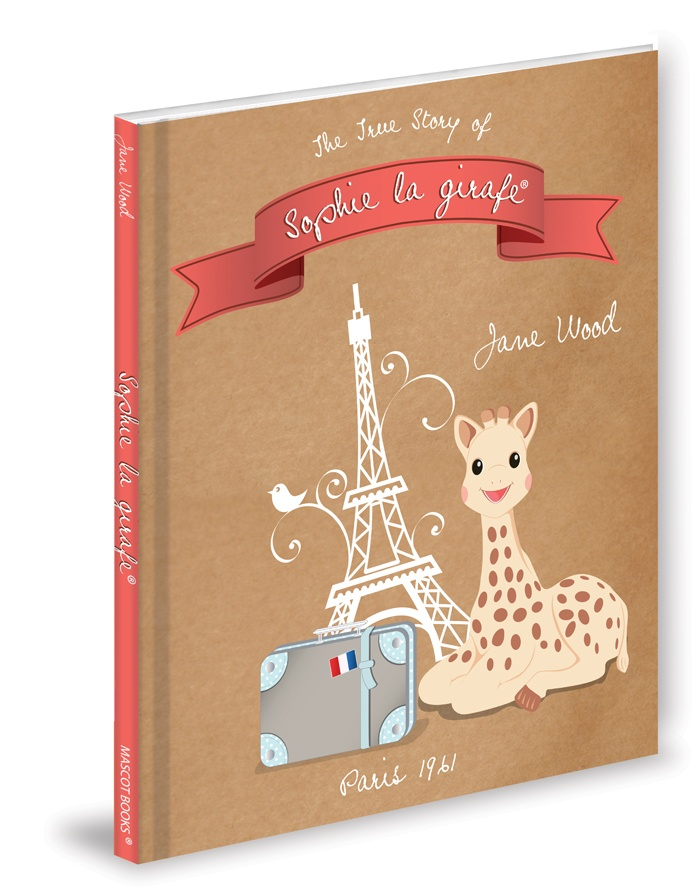 The New Sophie The Giraffe Book Buy Now On Calissoninc
