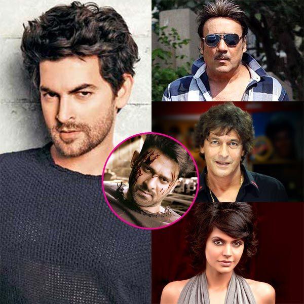 Not just Neil Nitin Mukesh, Prabhas' Saaho to star Jackie Shroff, Chunky Pandey, Mandira Bedi and Mahesh Manjrekar #FansnStars
