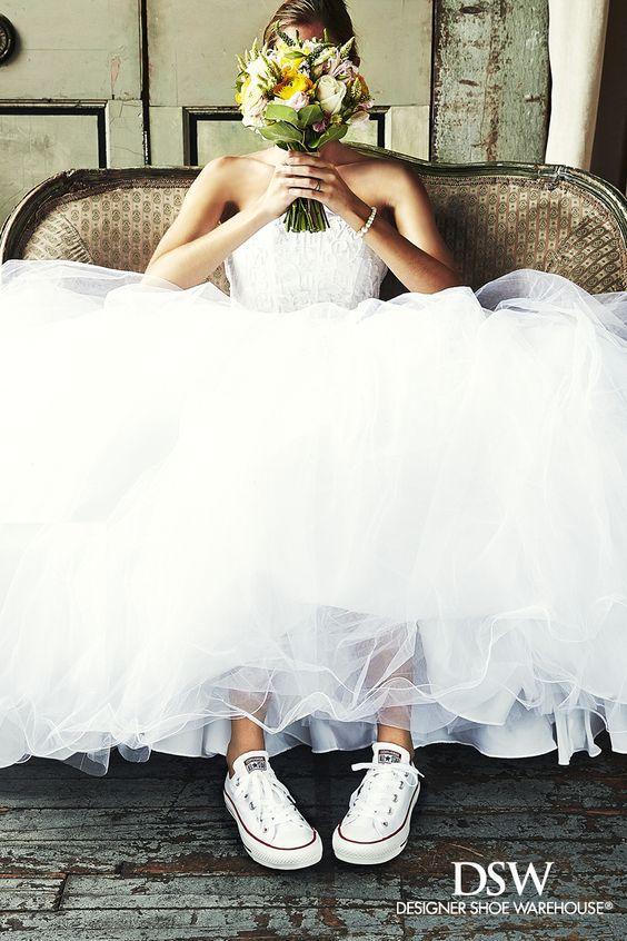 5 motivos para usar o tênis All Star no seu casamento | Casar é um barato
