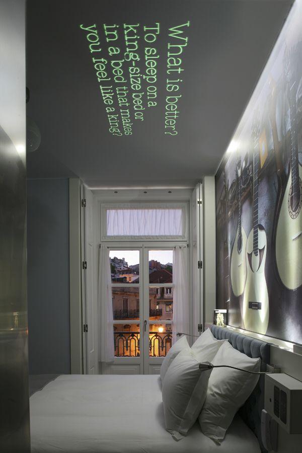 """Room at """"Fado"""" floor"""