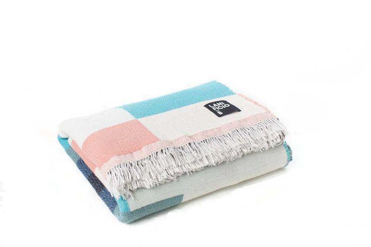 Wolle Seide Tuch, auch wunderbar als Wanddekoration einsetzbar