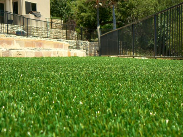 The manufactured grass is as of now in the front yard and terraces of homes the nation over.
