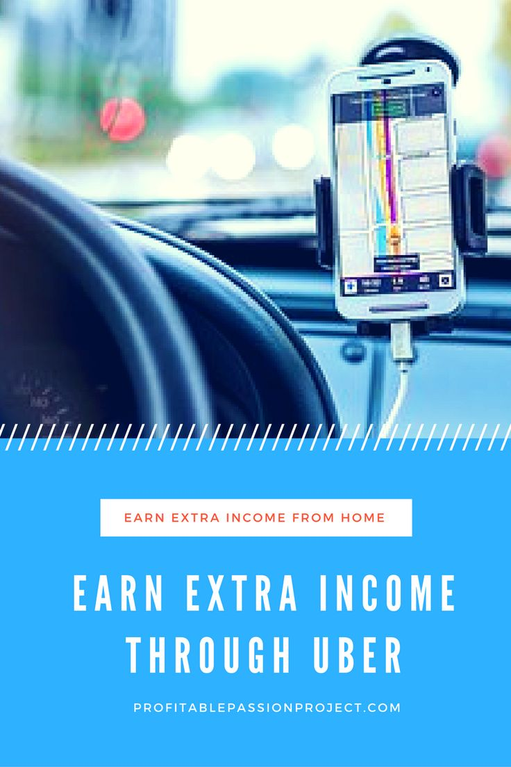 Earn extra income through Uber. You decide what hours you wish to work and how much you wish to earn. Click through to find out more.