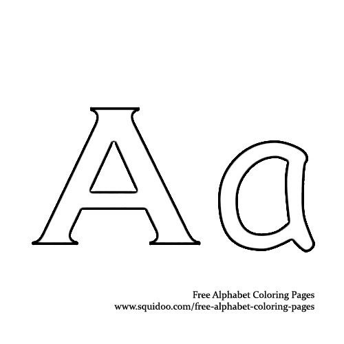 awesome ad aa a a coloring pages ideas - printable coloring pages ... - Ad Aa A A Coloring Pages