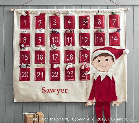 Adventi kalendárium ötletek gyerekeknek