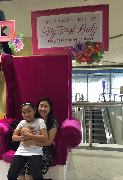 CELEBRATE MOTHER'S DAY AT SM CITY STA. MESA FROM MAY 2 TO 11!  SELFIES FOR MOMMIES PHOTO OPP AREA -May 4 to 11, Upper Ground Floor  GO GLAM WATSON'S MAKE OVER SESSION -May 9 to 11, Upper Ground Floor  MOMMY FAIR featuring SM Supermarket, GNC, Blue Magic -May 3 to 11, Upper Ground Floor  SPOIL BACK MOMMY in-store promotions -May 2 to 11, mall wide  #MothersDayatSMStaMesa #MyFirstLady