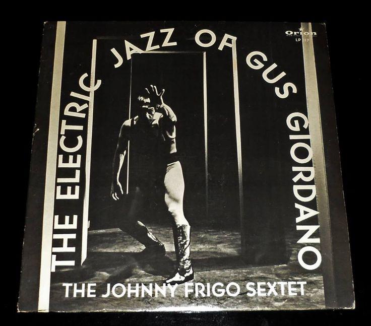 The Johnny Frigo Sextet Giants Of Jazz Dance