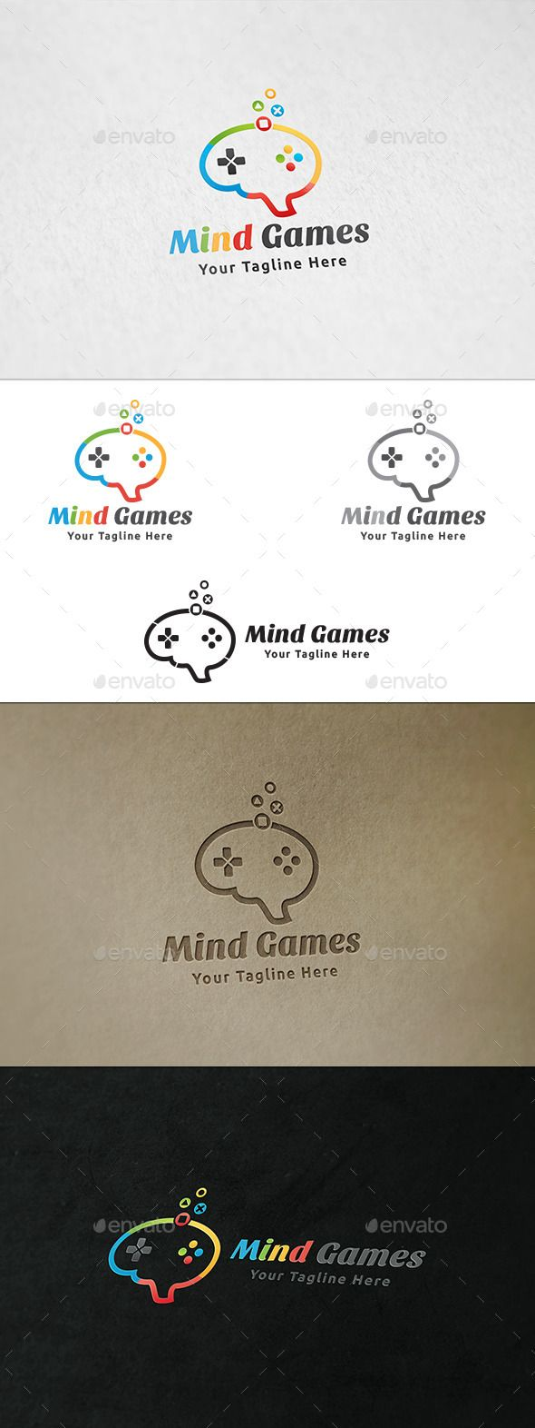 Mind Games Logo
