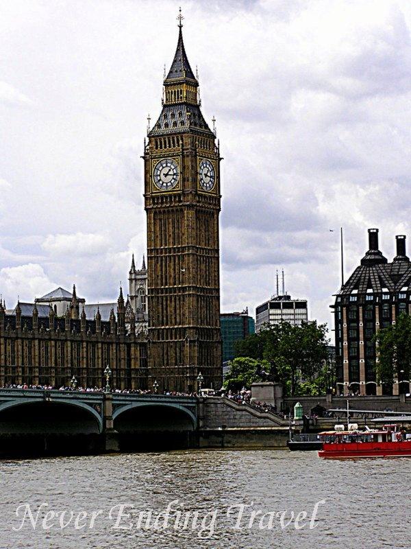 Do you like London ?