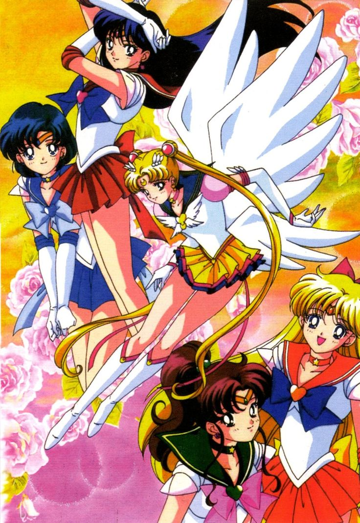 17 Best Images About Sailor Moon And Sailor Moon Crystal
