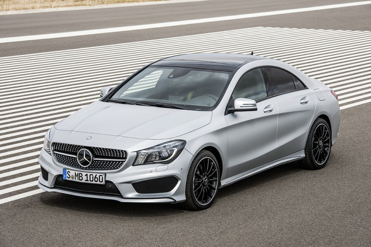 Nuevo Mercedes CLA disponible ya en nuestra flota de alquiler Premium