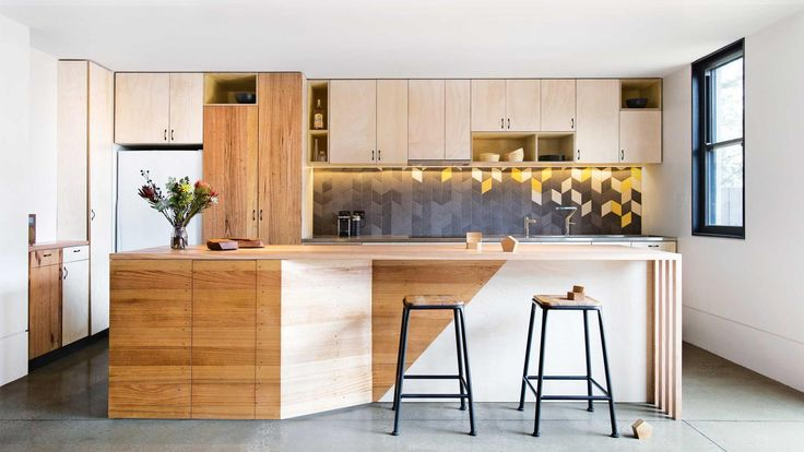 10 kitchen design ideas. Project by Breathe Architecture. Photography by Andrew Wuttke.