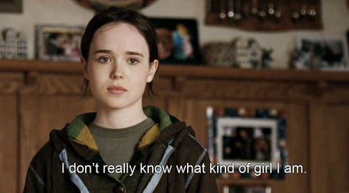 """Juno """"I don't really know what kind of girl I am"""""""