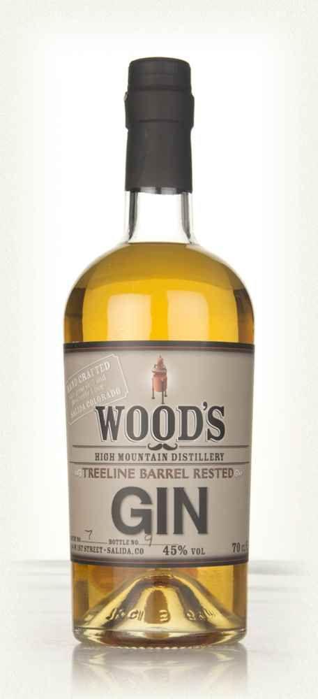 Gin Rituel de Treeline Barrel