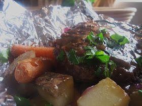 Chef Tess Bakeresse: Hobo Dinner Freezer Meals
