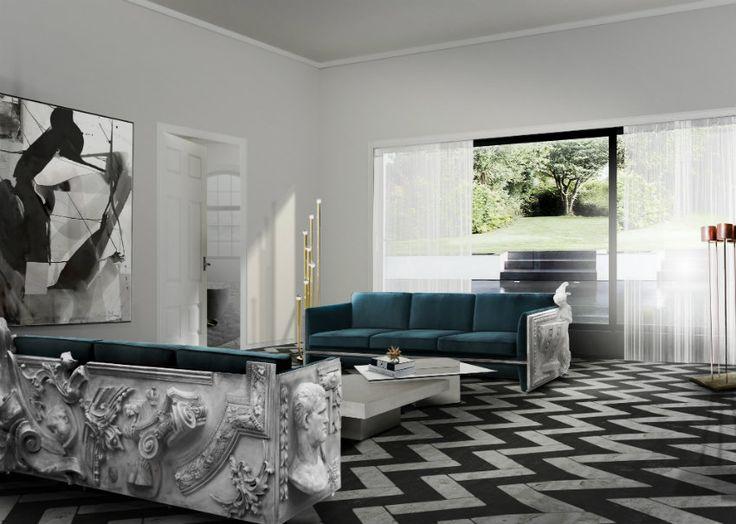 Die Besten 25+ Marine Wohnzimmer Ideen Auf Pinterest | Blaue ... Farbgestaltung Wohnzimmer Blau