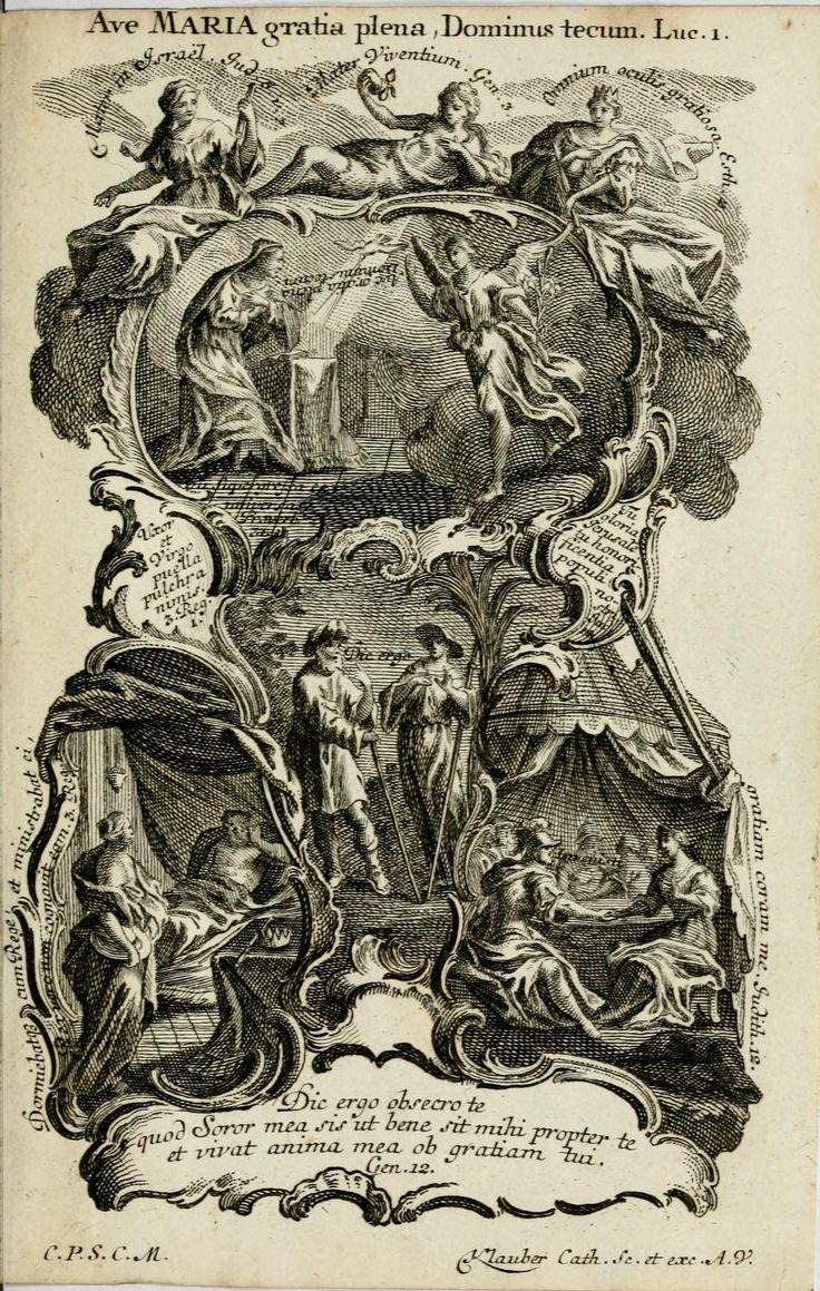 Klauber, Joseph Sebastian, ca. 1700-1768; Klauber, Johann Baptist, 1712-ca. 1787