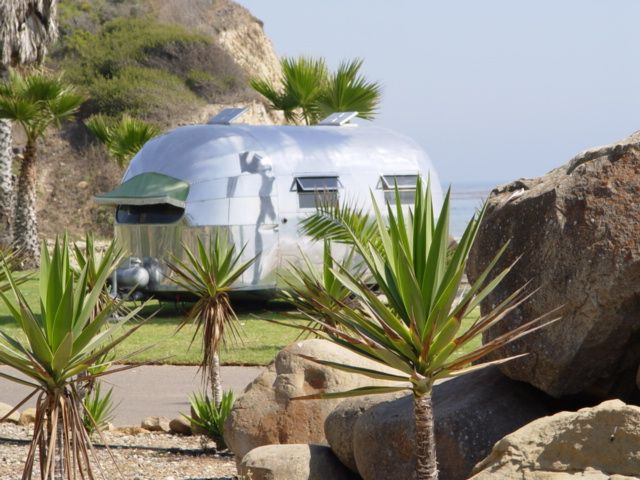 Beautiful Camper in the Perfect Place - 1948 Airstream Trailwind