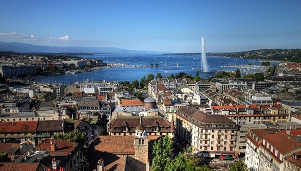 The luxury 5 star Hotel d'Angleterre in Geneva shares their favourite five things to do when visiting Geneva.