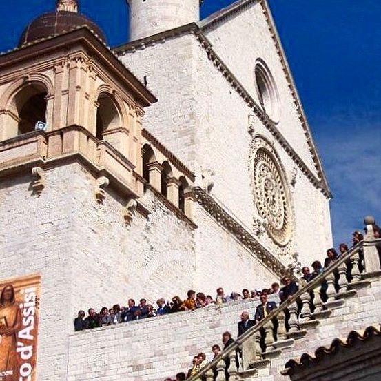 🇮🇹The celebration of the life of San Francesco d