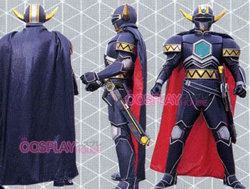 Power Rangers -- Magna Defender Cosplay Costume Version 01