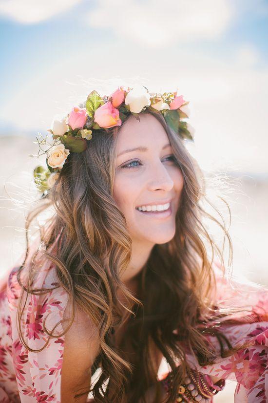 "Summerblossom ""Dreamcatcher"" Bridal Hair Accesories"