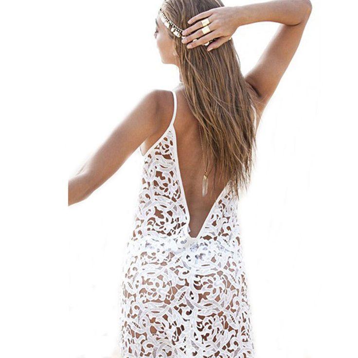 Сексуальное Купальные костюмы парео туника платье | eBay
