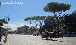 Via Fori Imperiali, Roma.