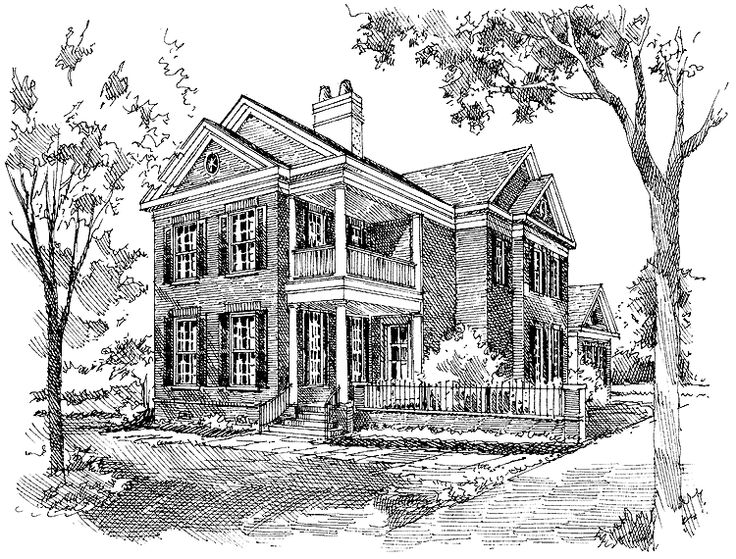 13 best homes images on pinterest square feet design for Neoclassical house plans