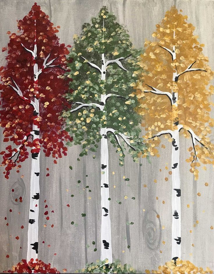 Join us at Pinot's Palette - Morristown Studio on Sun Nov 05, 2017 12:00-2:00PM for Colorful Changing Leaves. Seats are limited, reserve yours today!