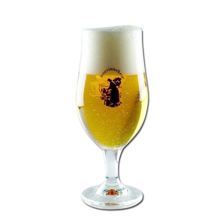 Verre Boerinneken 33 cl - Achat / Vente de Verre à bière Boerinneken
