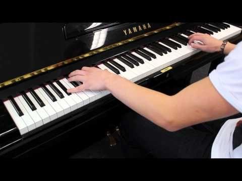 David Guetta feat. Sia - Titanium Piano Cover