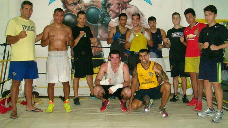 Boxeo Comunicaciones