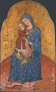 "New artwork for sale! - "" The Virgin And Child by Dalmatian "" - http://ift.tt/2o6jjJn"