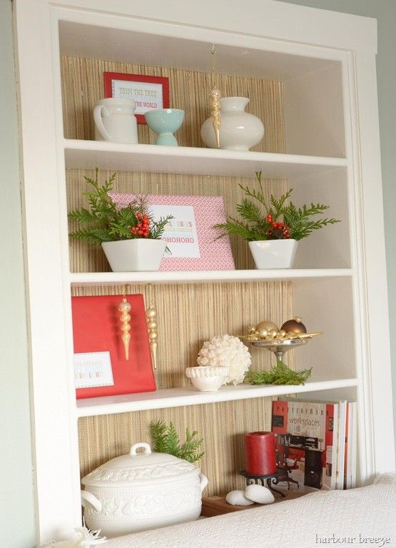home decorating ideas bookshelves 36 best images about christmas bookcase decor ideas on 11307