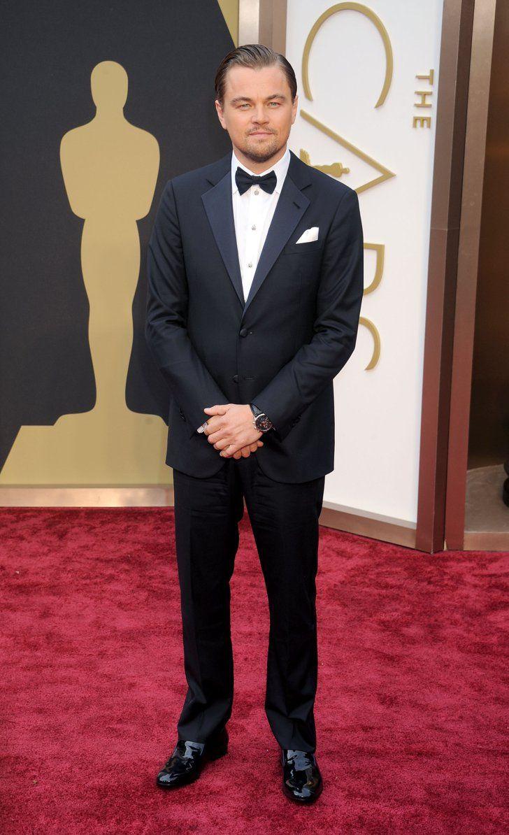 Pin for Later: Quelle Est la Taille de Vos Célébrités Préférées? Leonardo DiCaprio = 1m82