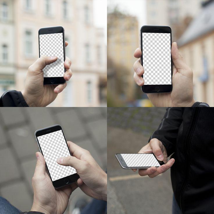 iPhone 6 Street Mockups