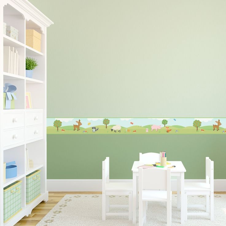 Best 25+ Wallpaper borders for bedrooms ideas on Pinterest   Wall ...