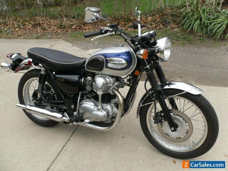 2000 Kawasaki W650 kawasaki w650 forsale unitedstates