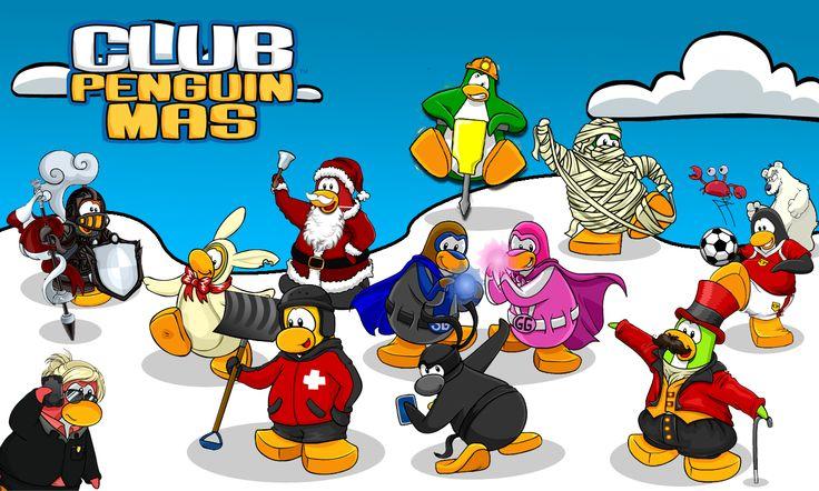 Club Penguin: una de las mejores apps Disney para niños, Juegos para Niños http://go.shr.lc/1WwRQyq aplicaciones divertidas para niños