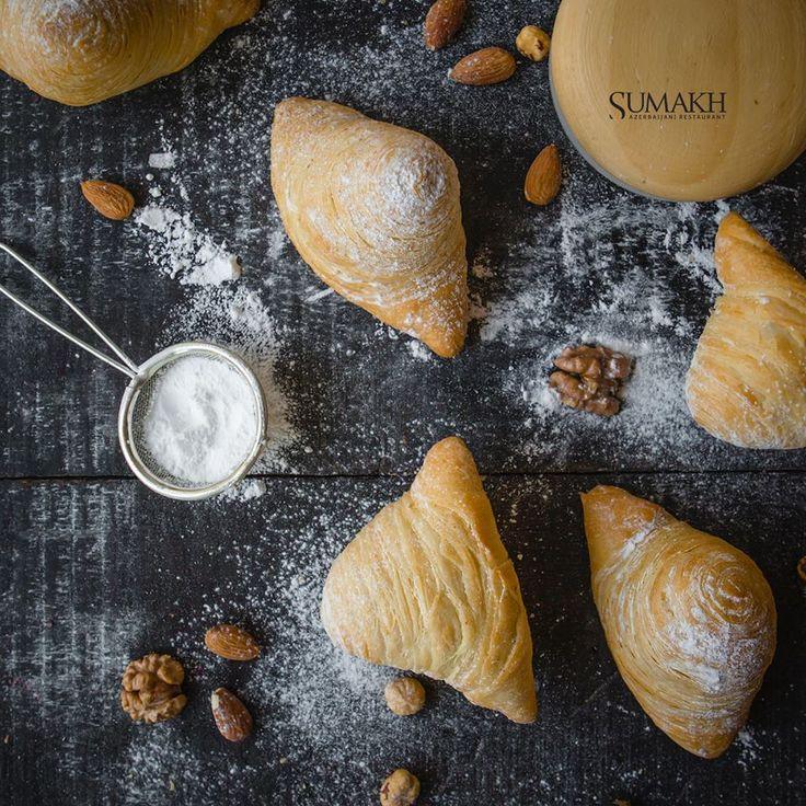 Badambura #sumakhrestaurant #sumakh #beatgroup #baku #azerbaijan #nationalcuisine #traditionalcuisine #food #cuisine #restaurants #desserts #sweets #pastry #badambura