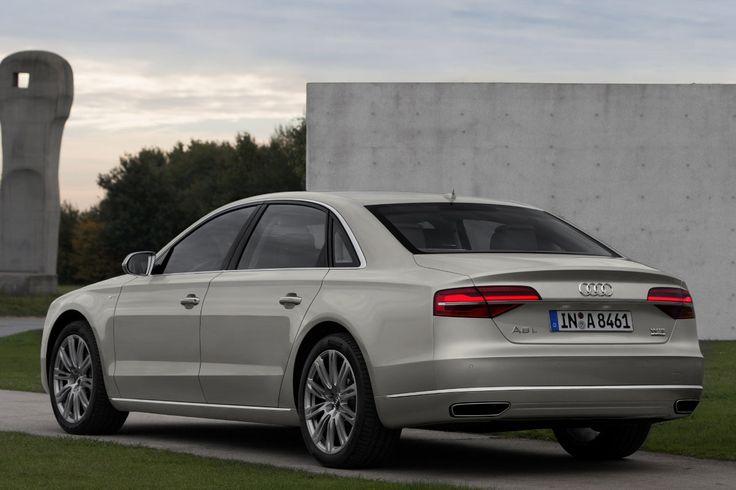 Audi maakt prijzen van de A8 W12 bekend