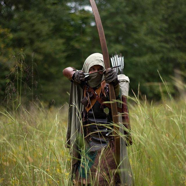 Fletch, the Archer.