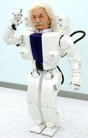 David Hanson (robotics designer) - Wikipedia, the free encyclopedia