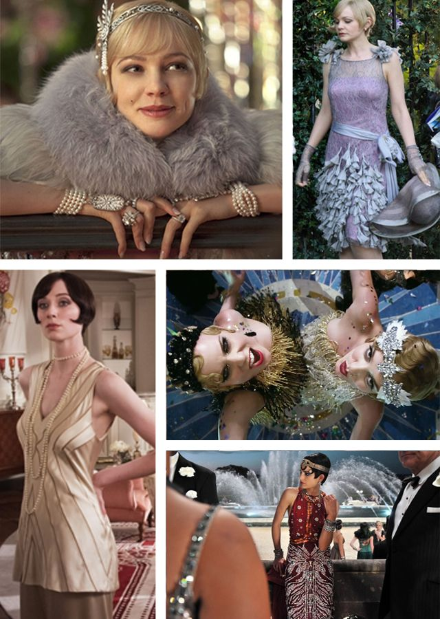 The Classy Cubicle: Monday Muse: Great Gatsby Style